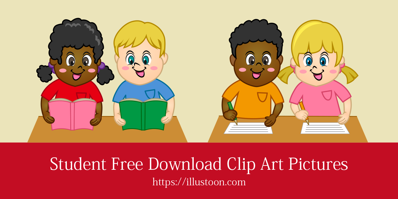 Free Student Clip Art & Cartoon Pictures
