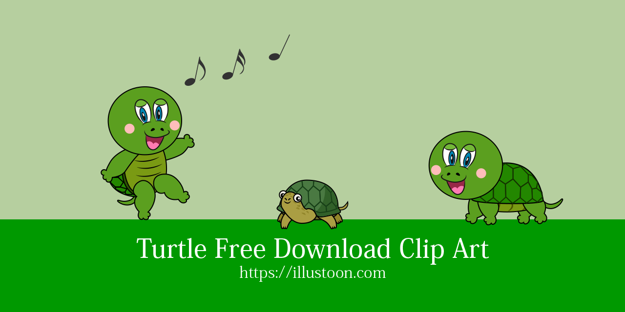 Free Turtle Clip Art & Cartoon Pictures