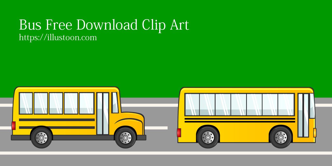 Clipart autobus gratis