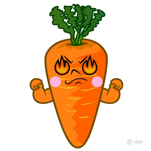 La Zanahoria Animada : Gracias a su alto contenido en potasio y fósforo, la zanahoria funciona como.