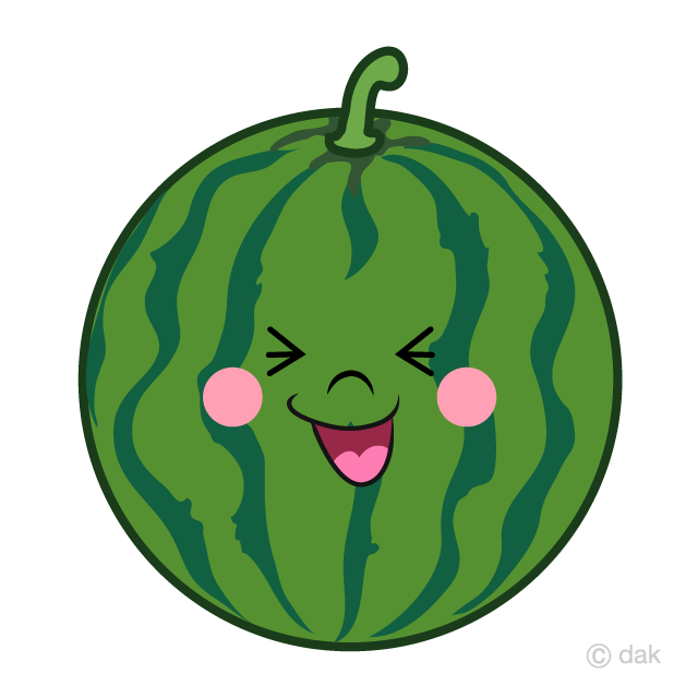 Pictures Of Watermelon Cartoon