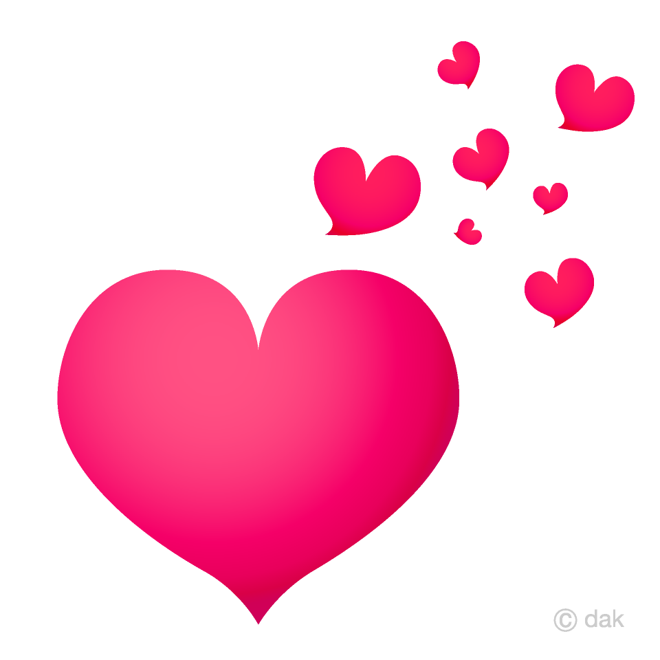 Overflowing Heart Clipart