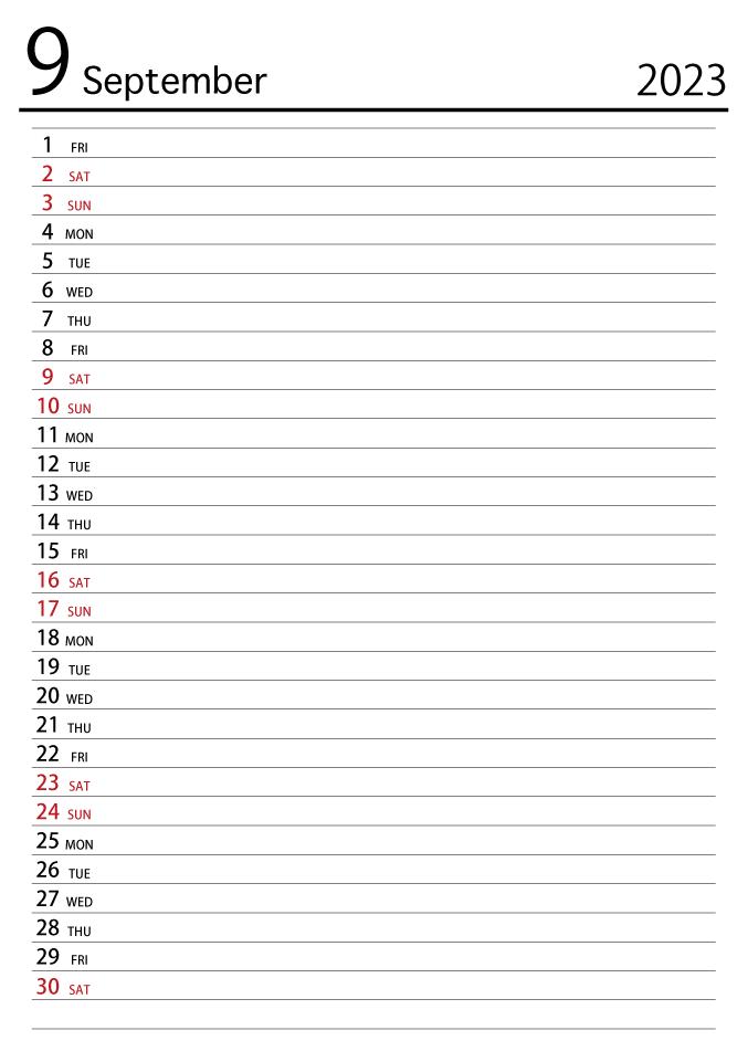 Calendario Dibujo Septiembre.Calendario De Septiembre De 2019 Gratis Dibujos Animados