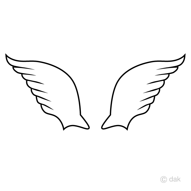 Wings Flapping Clipart