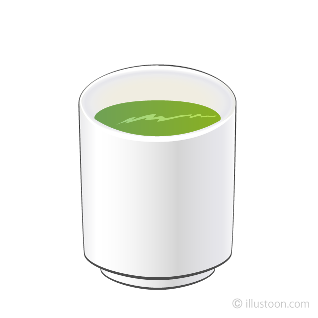 Japanese Tea Clipart