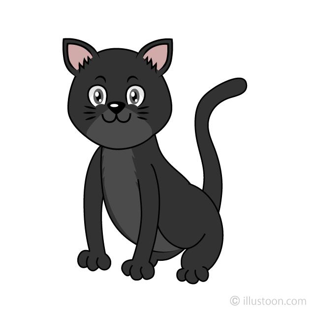 black cat cartoon free png image illustoon black cat cartoon free png image illustoon