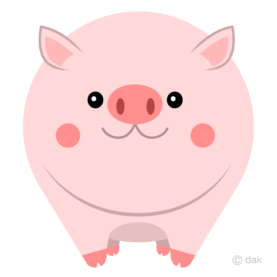 Pig transparent background. Fat clipart free picture