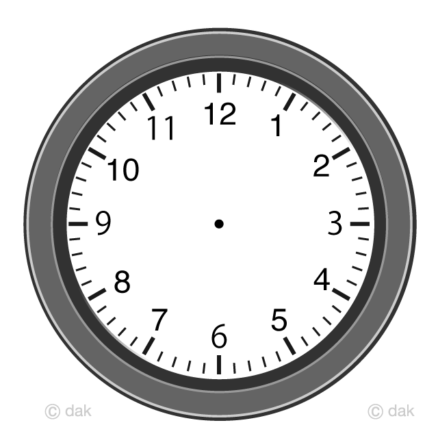 Watch Dial Clipart
