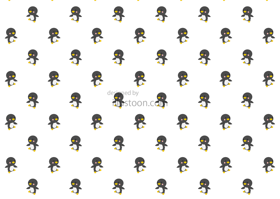 Cute Penguin Wallpaper