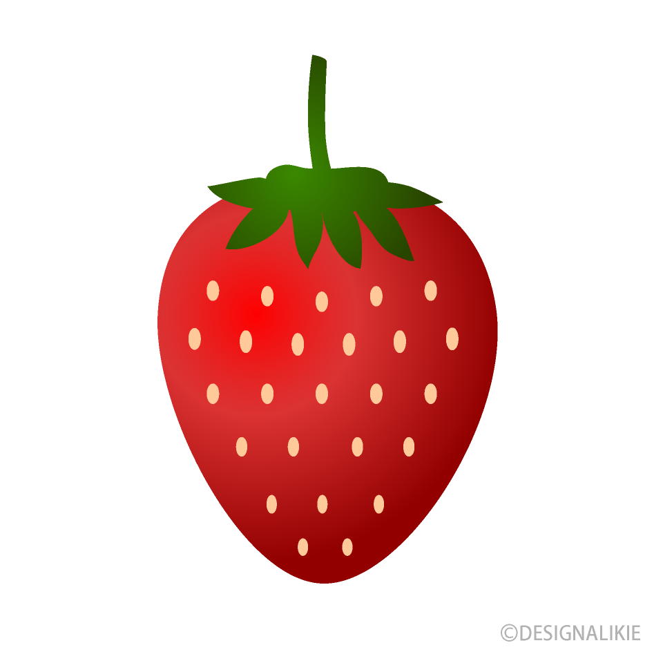 Cute Strawberry Clipart