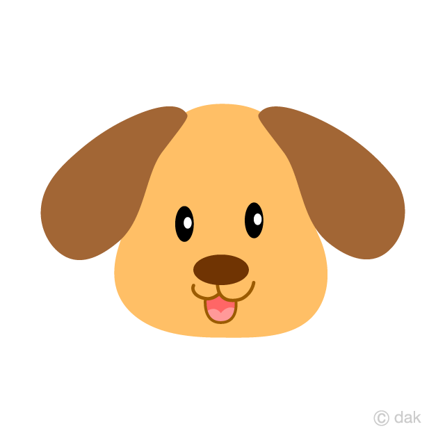 Puppy Smile Clipart