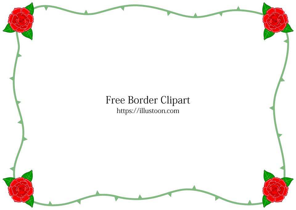 FREE Rose Gold Confetti Border royalty free clipart transparent files