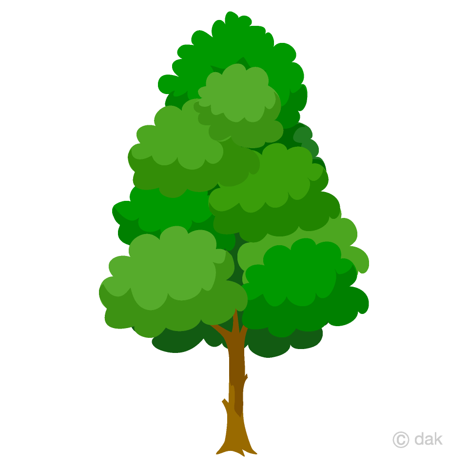 High Tree Clipart