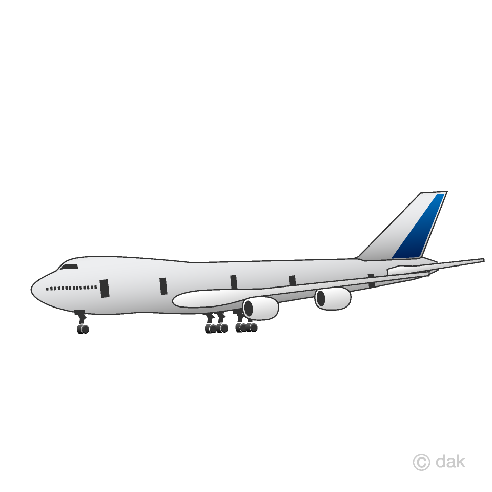 Airplane Clipart Free Png Image Illustoon