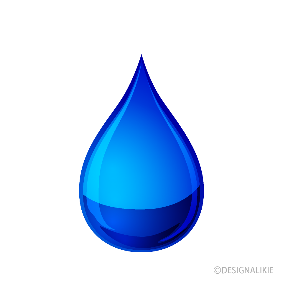 Blue Water Clipart