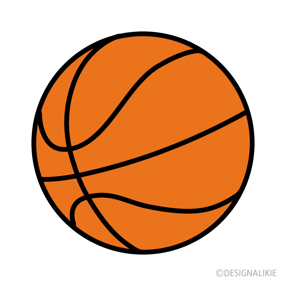 Basketball Cartoon Free PNG Image|Illustoon
