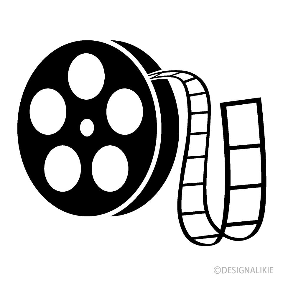 Cinema Film Clipart Free Png Image Illustoon