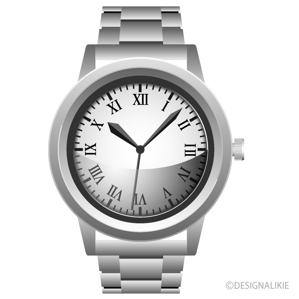 Cool Watch Clipart