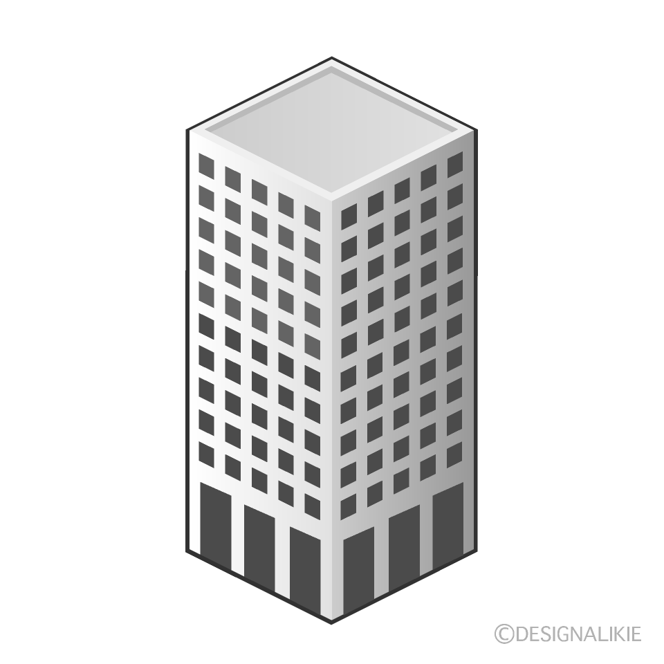 Office Building Clipart