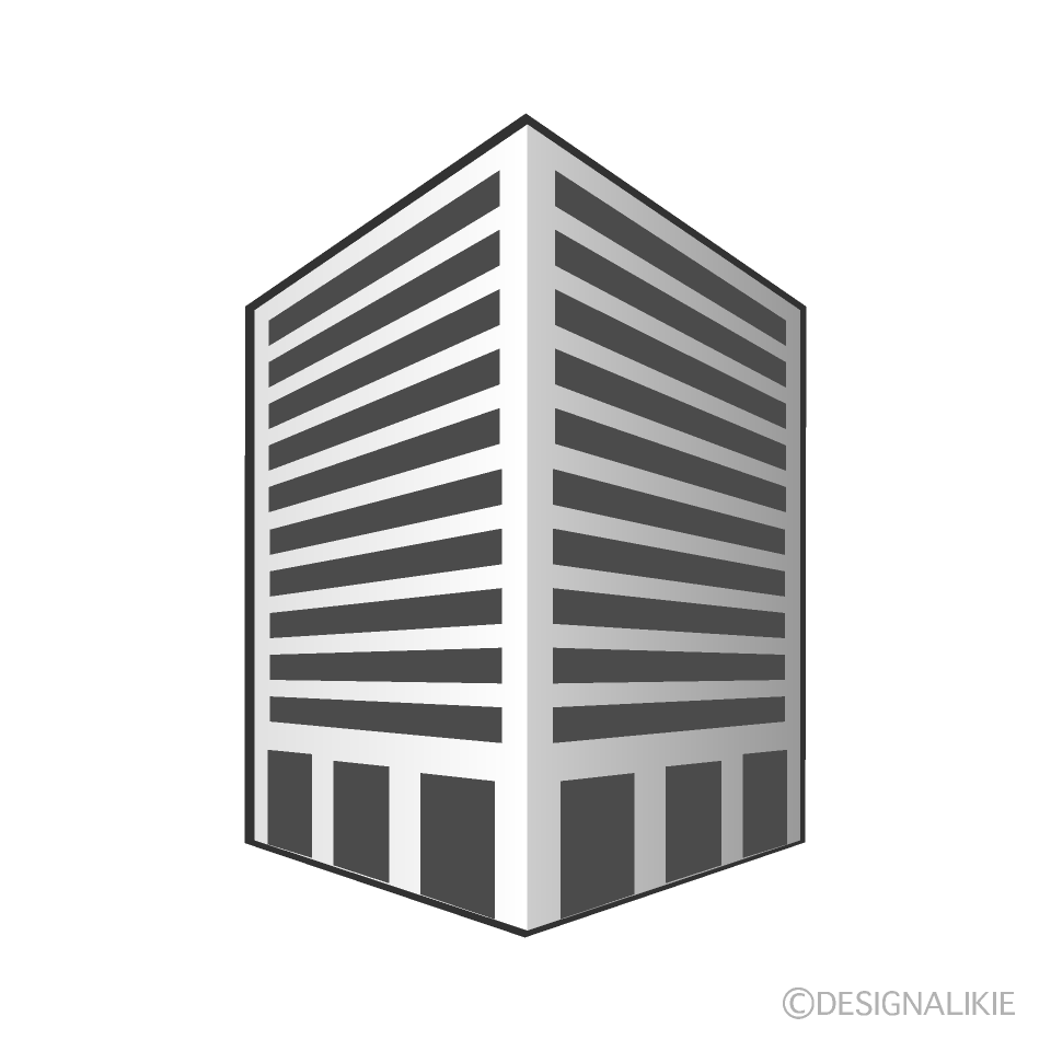 Company Building Clipart