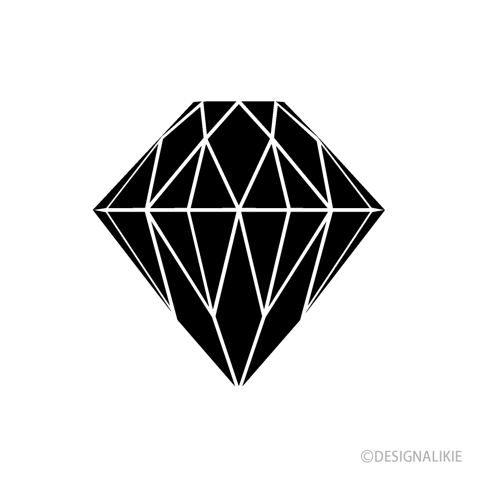 Diamond Silhouette