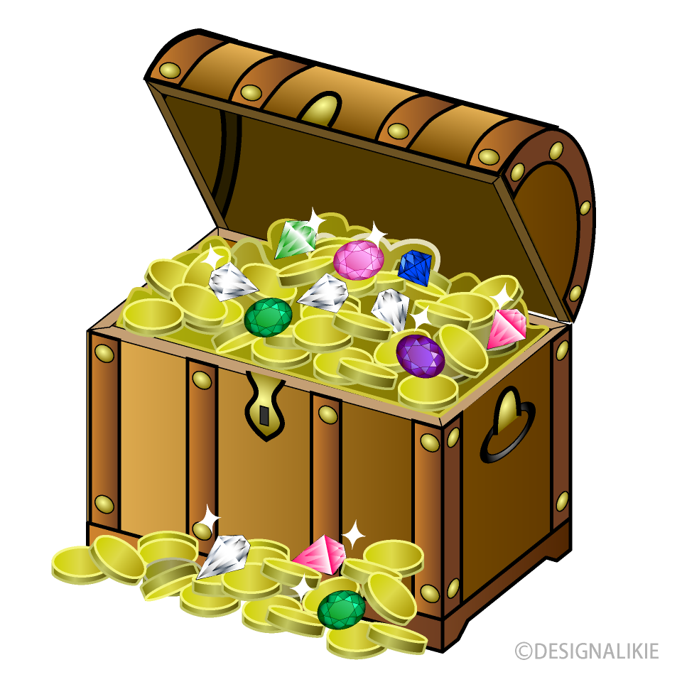 Fulled Treasure Chest