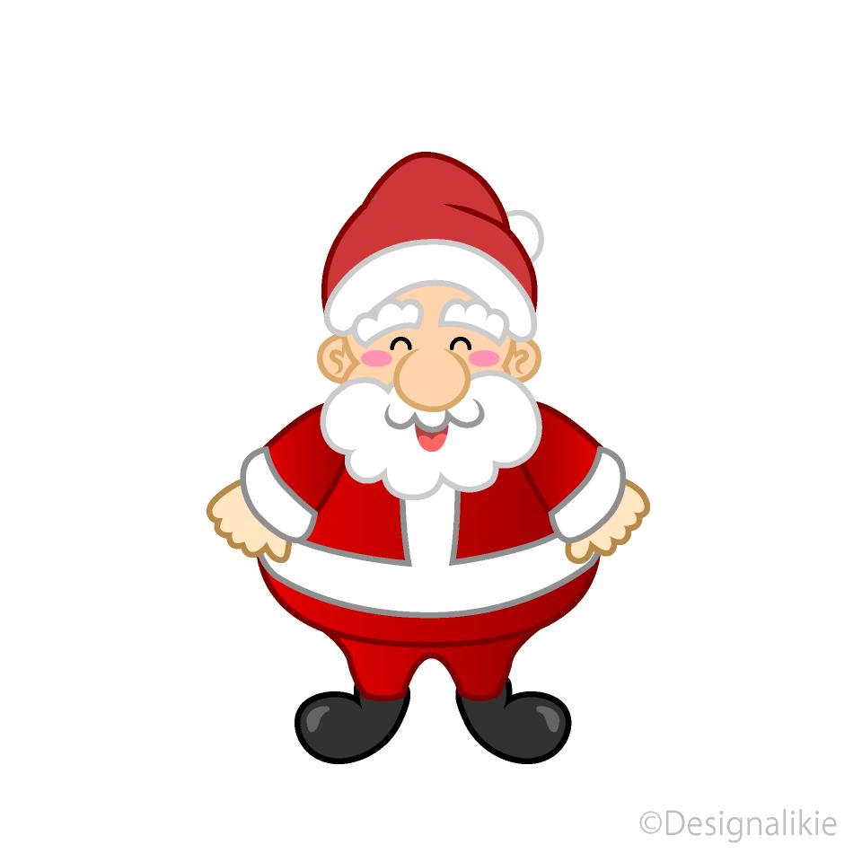 Imagenes De Papa Noel Animado.Papa Noel Sonriente Gratis Dibujos Animados Imagene