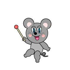 Explain Mouse Cartoon