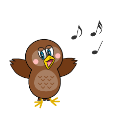 Dancing Owl Cartoon