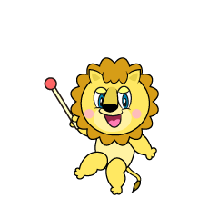 Explain Lion Cartoon