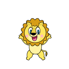 Surprising Lion Cartoon