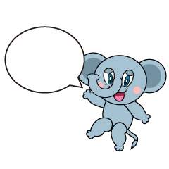 Speaking Elephant Cartoon