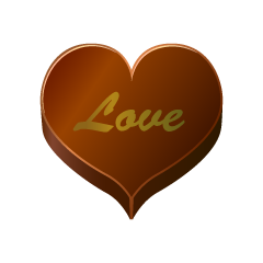 Heart Chocolate Clipart