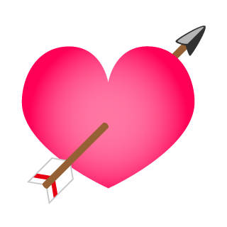 Arrow Heart Clipart