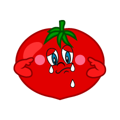 Tomato Whimper Cartoon