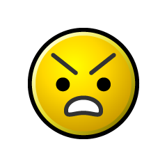 Angry Emoji Clipart