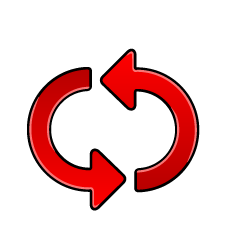 Rotate Arrow Symbol