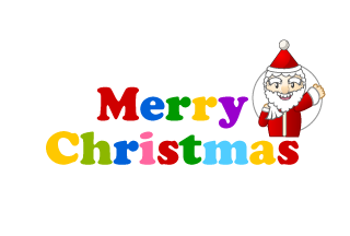Merry Christmas in Santa Claus