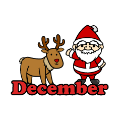Christmas December Clipart