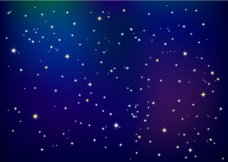 Stars Night Sky Background