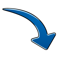 Fall Sharply Arrow Symbol