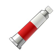 Red Paint Clipart