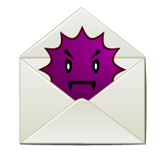 Spam Mail Clipart