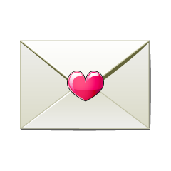 Love Mail Clipart