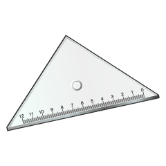 Set Square Clipart
