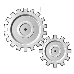Gear Meshing Clipart