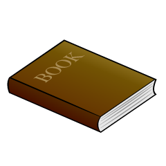 Hardcover Clipart