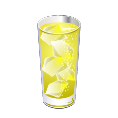 Highball Glass Clipart