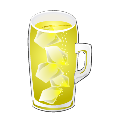 Highball Glass Mug Clipart