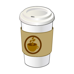 Coffee Paper Cup Clipart